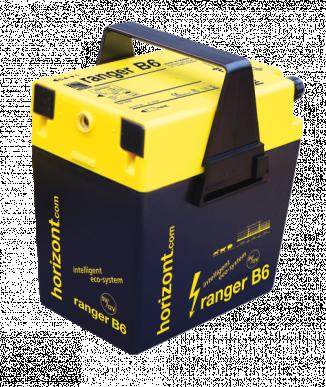 Electrificateur sur piles 9/12 V ranger B6