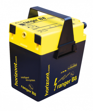 Electrificateur sur piles 9/12 V ranger B8