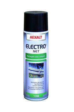 Nettoyant lubrifiant contacts éléctriques ELECTRO'NET Aérosol 650 mL