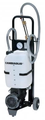 Unité d'extraction d'huile électrique AEROTEC - 230 V, auto-aspiration