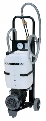 Elektrisches Ölabsauggerät - 230 Volt selbstabsaugend