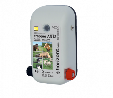Eletcrificateur 12V trapper AN12 Dual compatible 230V (0.8J, 7900 V)