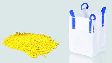 Emballage accessoire pour granulés avec Big-Bag 1:50