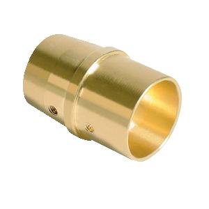 Embout bovin réversible de diamètre 17 et 20 mm pour écorneur réf. Horizont 34316