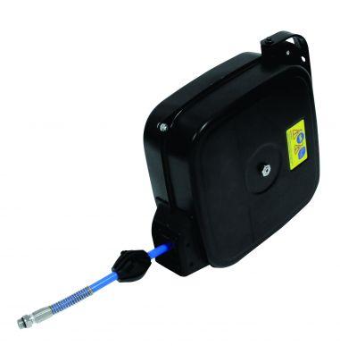 Enrouleur automatique air comprimé carrossé fermé, 15 m DN 8