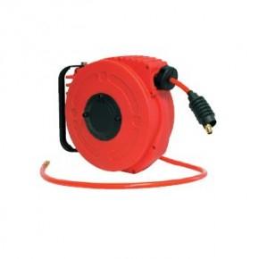 Enrouleur automatique PRO - 10 m - 10 bar - Ø 8 - Couleur rouge