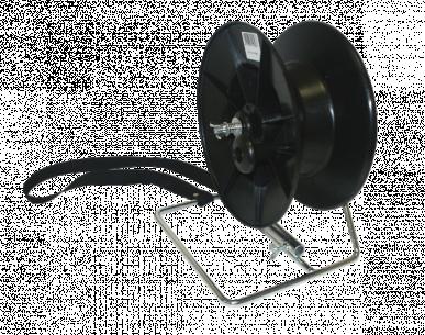 """Enrouleur plastique, """"MAXI ROLLER 2000"""", avec une capacité de 2000m de bobinage, à l'unité"""