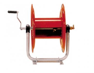 Enrouleur pour tuyaux à haute pression - en tôle
