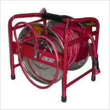 Enrouleur tuyau haute pression 6 x 30 m
