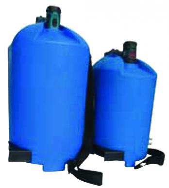 Epandeur portatif pour asséchant (poudre) - 20 litres
