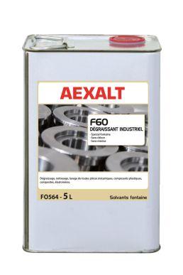 Dégraissant industriel multifonctions F60 Bidon 5 L