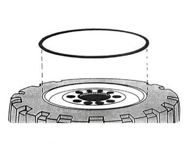 Felgen-Dichtring, O-Ring