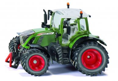 Tracteur Fendt 724 Vario Siku 1:32