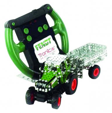 Tracteur Fendt 800 Vario Télécommandé - Jeu de construction