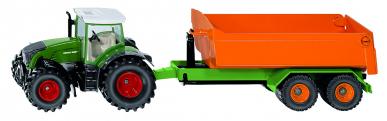 Tracteur Fendt avec benne Joskin Siku 1:50