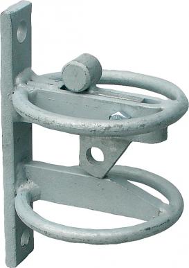 Fermeture automatique pour portes prairie, comme 2e verrou ou pièce de rechange