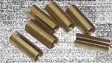 Ferrule de raccordement cuivre, pour réparation des filets