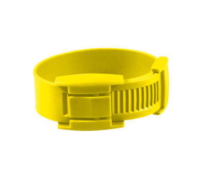"Bracelets plastique ""FARMING"" 37cm long"