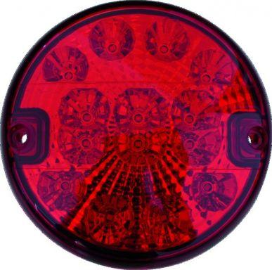 FEU ROND ANTI-BROUILLARD LED 12-24V