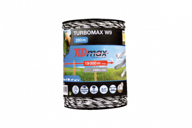"Fil 9 conducteurs TLD max Technology, ""TURBOMAX W9"""