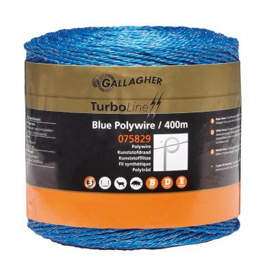 Fil bleu 400m