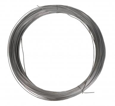 Fil d'acier HD galvanisé ø 2,0mm - 2kg - env. 82m