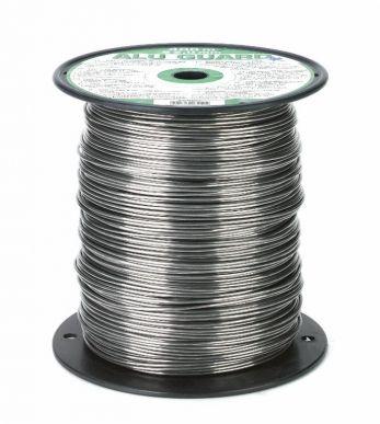 Aluminium-Zaundraht Ø 2 mm L 400 Meter
