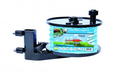 Fil PowerMAX W6 en 300m sur enrouleur Super Roller 500 Réf. Horizont 15289
