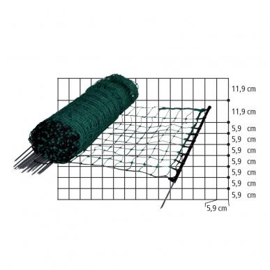 Filet lapins-/hobby, vert 65/1 - 15/N - 50m