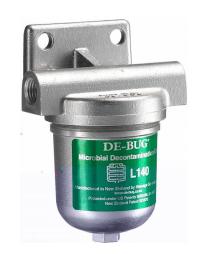 Magnetischer Anti-Bakterien-Kraftstofffilter