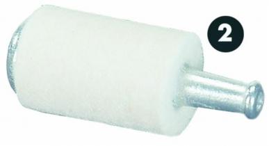 Tillotson-Benzinfilter ø 15x26x3,2