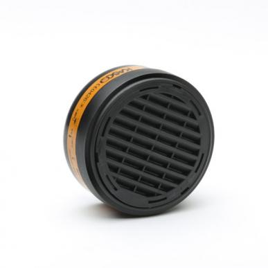 Filtres ZA2 pour masque respiratoire -  Set composé de 4 filtres