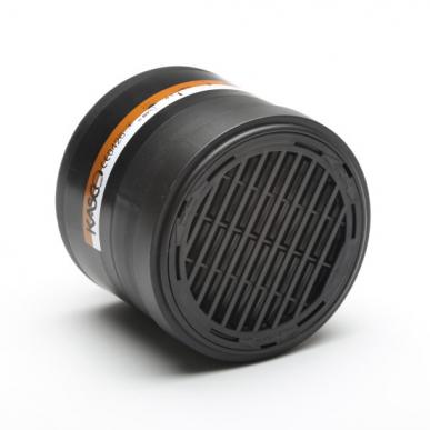 Filtre ZA2P3 pour masque respiratoire haute capacité