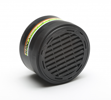 Filtres ZABEKP3 pour masque respiratoire -  Set composé de 4 filtres