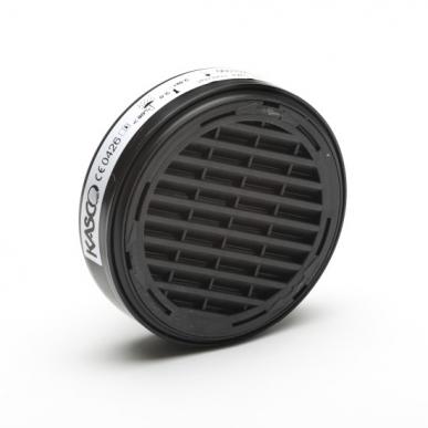 Filtres ZP3 pour masque respiratoire - Set composé par 4 filtres