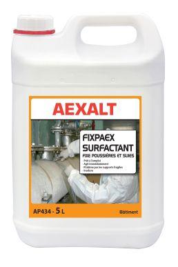 Surfactant fixe poussières et suies FIXPAEX Bidon 5 L
