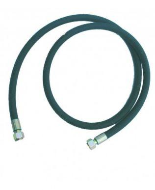 """Flexible de liaison enrouleur eau H.P. 1,5 m 3/8"""" Gaz"""