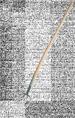 Fourche avec manche en frêne