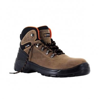 Foxter  Scorpion Chaussures de Sécurité Montantes S3 SRC WRU Homme/Femme