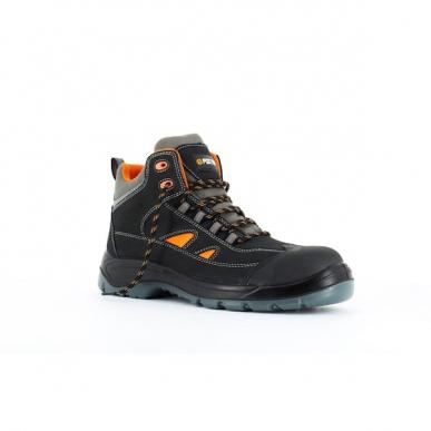 Foxter Yankee Chaussures de sécurité Montantes S3 SRC WRU Homme