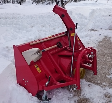Souffleuse à neige SL