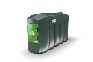 Cuve Gasoil / GNR - FuelMaster® - double paroi -  - 4000L - Pompe 230V -  72L/min