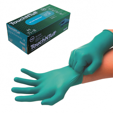 Phytosanitäre Handschuhe TOUCH N TUFF 92-500