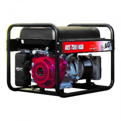 Générateur 7501 HSB R 26  - Générateur de courant monofase