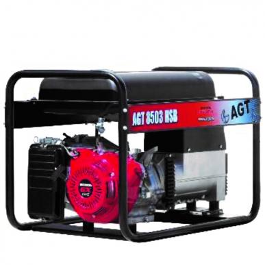 Générateur 8503 HSB R 26 - Générateur de courant trifase