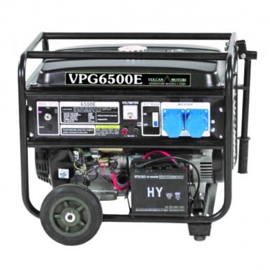 Générateur VPG 6500 E - Générateur de courant monofase - Garantie 2 ans