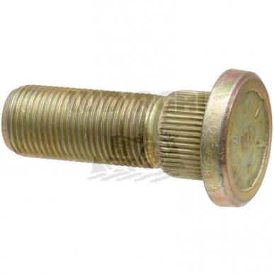 Goujon de moyeu arrière  filet M18 x 1,5