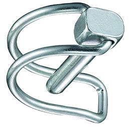 Goupille Clip Tube 8 X 50 - sachet de 5 pcs