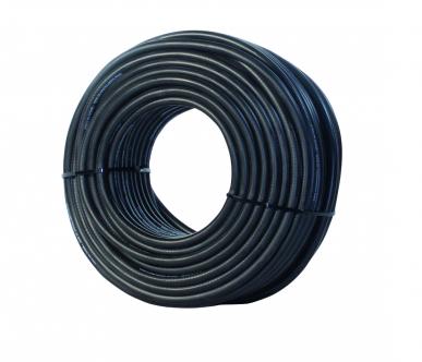 Tuyau d'air comprimé très flexible PU rouleau de 50 mètres, 6 mm