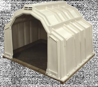 Grand igloo pour veaux Calf-Tel Multi Max